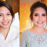 Malay wedding makeup