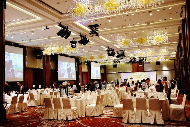 renaissance johor hotel wedding ballroom