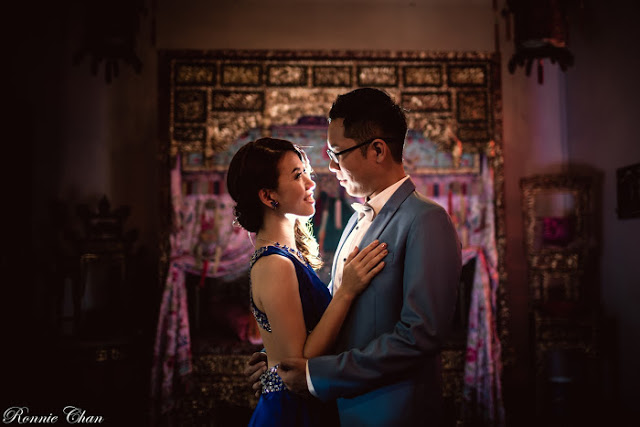 Peranakan Mansion Penang wedding photography vintage colonial