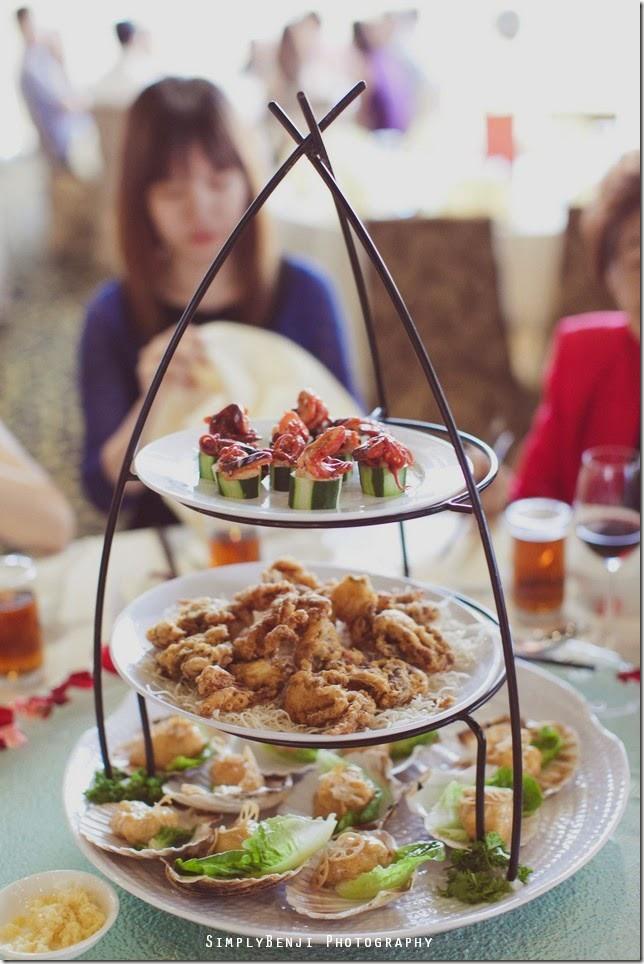 english tea set chinese food