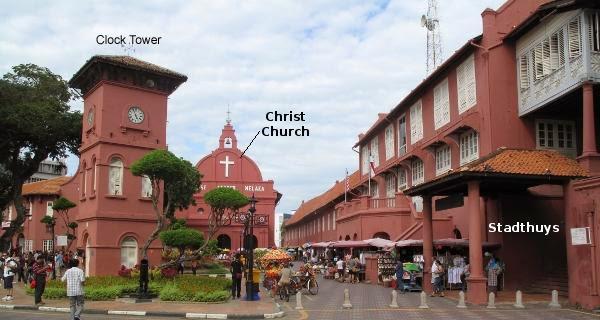 clock tower christ church stadthys