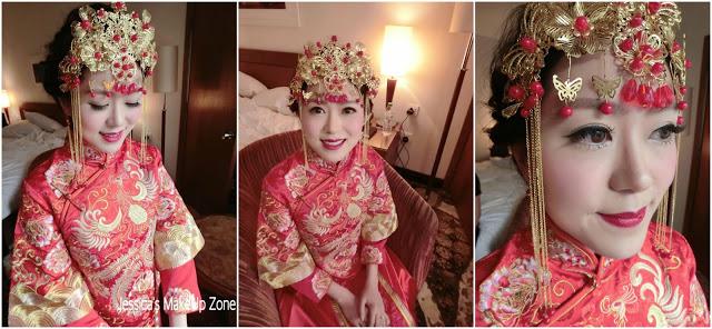 pretty chinese bride