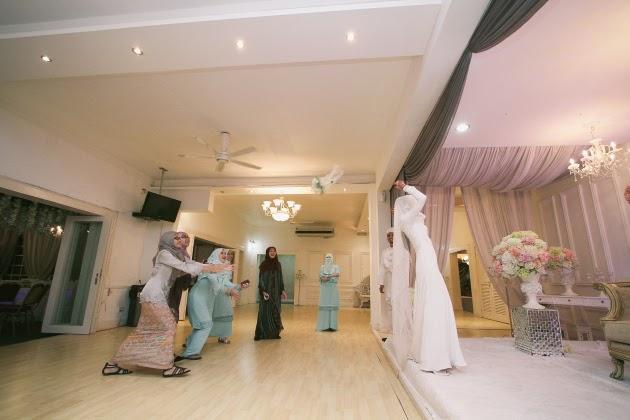 bungalow wedding Malaysia