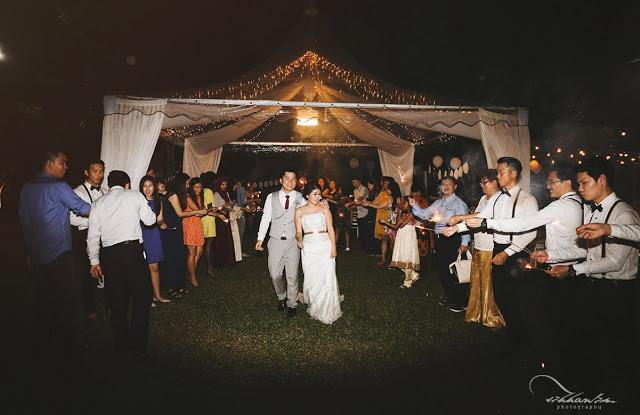 romantic wedding Malaysia