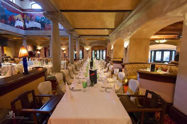 wedding villa danieli italian restaurant