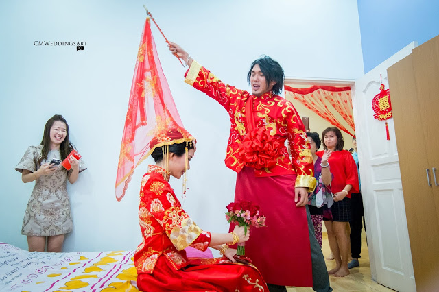 traditional chinese wedding Malaysia
