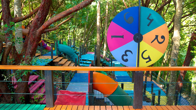 giant snake and ladder game penang tropical spice