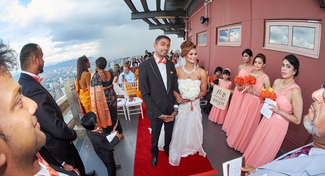 Wedding ceremony venue Malaysia