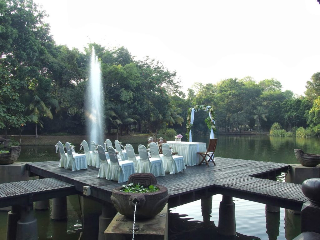 small place for wedding in Malaysia