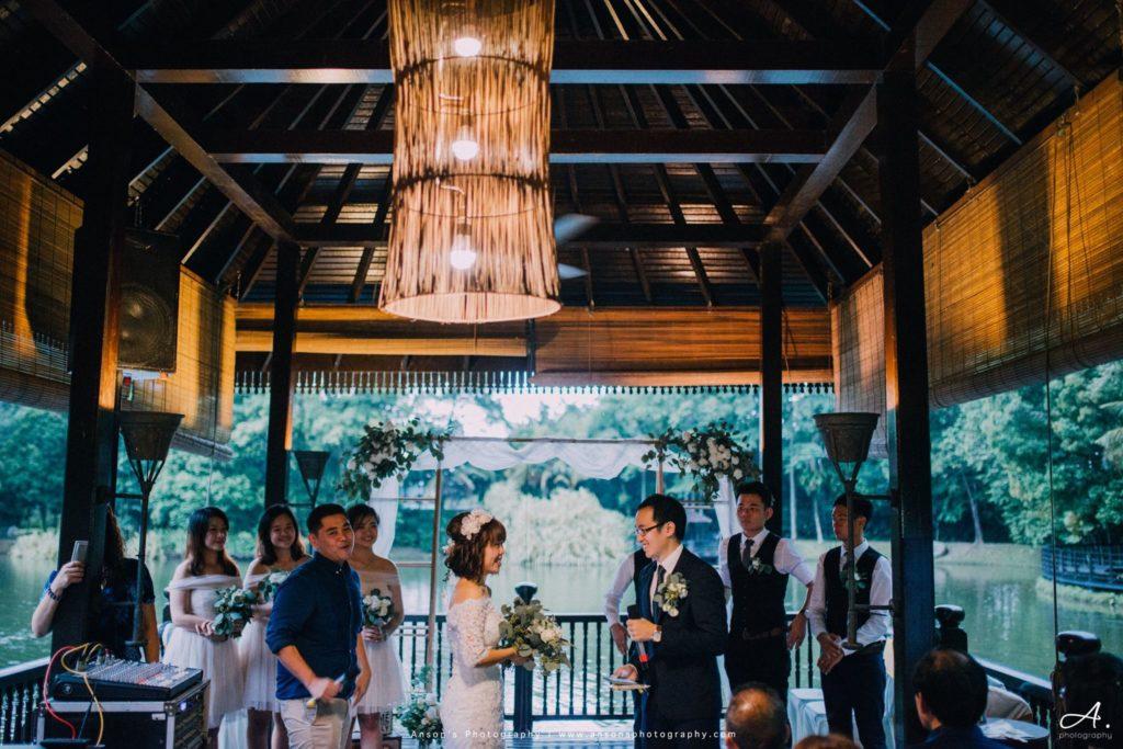 gita bayu wedding by anson
