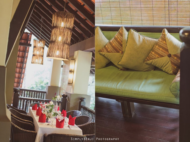 relaxing intimate wedding Klang Valley