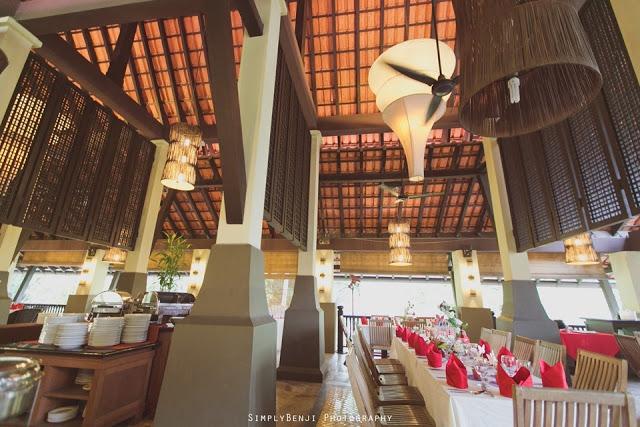 Kebun mimpi clubhouse wedding