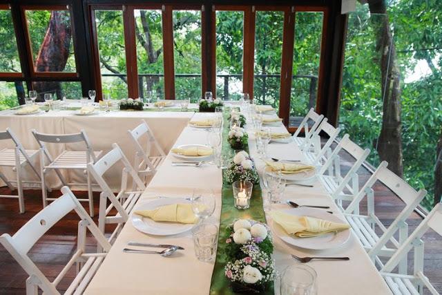 wedding lunch tropical spice garden penang