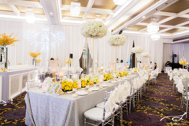 majestic hotel KL grand wedding ballroom