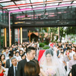 le-meridien garden wedding glass roof