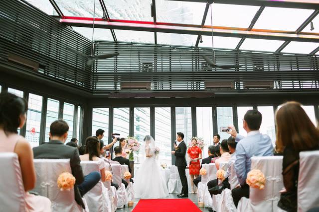 glass house hotel wedding venue Malaysia