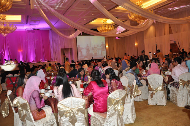 dinner reception royale chulan hotel