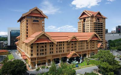 hotel Royale Chulan wedding