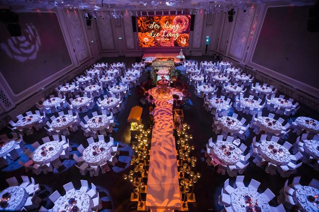luxurious ballroom Malaysia