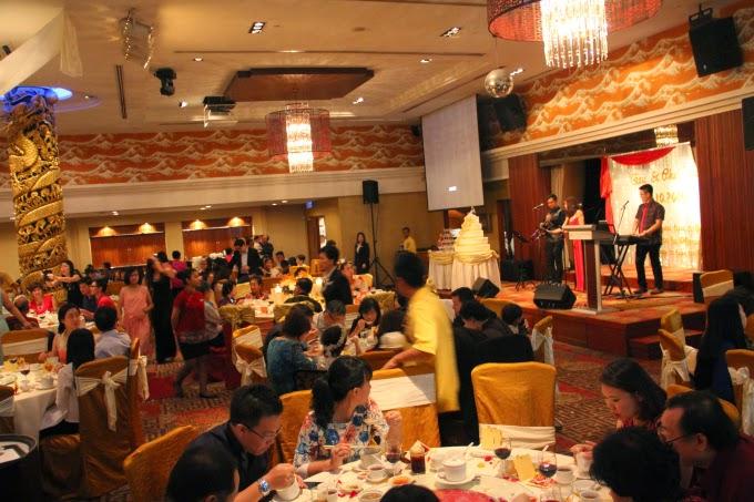 dragon pillar cramp chinese restaurant
