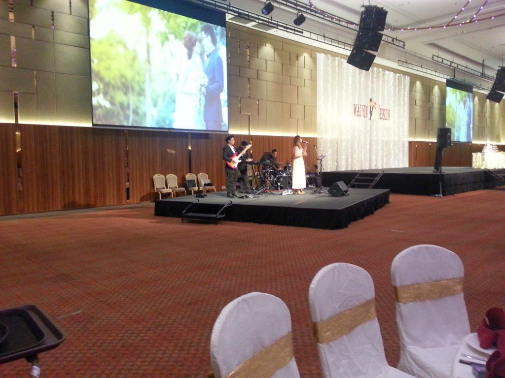 wedding live band shah alam