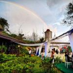 garden wedding genting