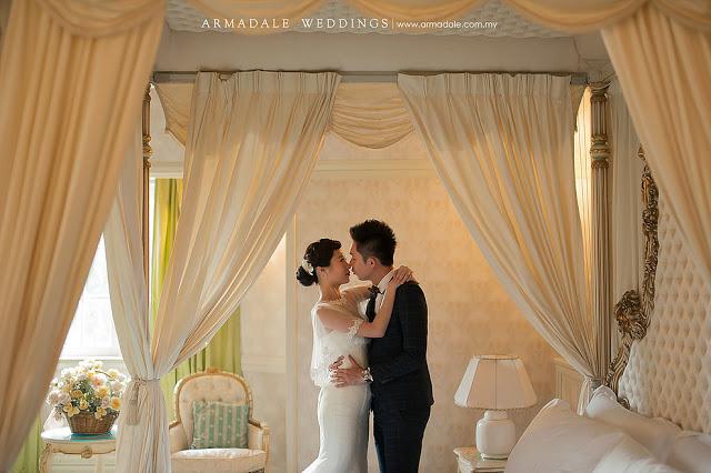 Genting Highlands wedding