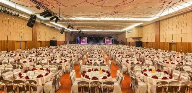 setia city convention centre wedding