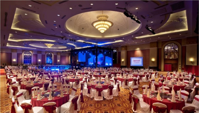big venue marriott putrajaya wedding