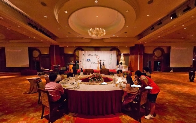 6 star Palace of the golden horses hotel wedding klang valley