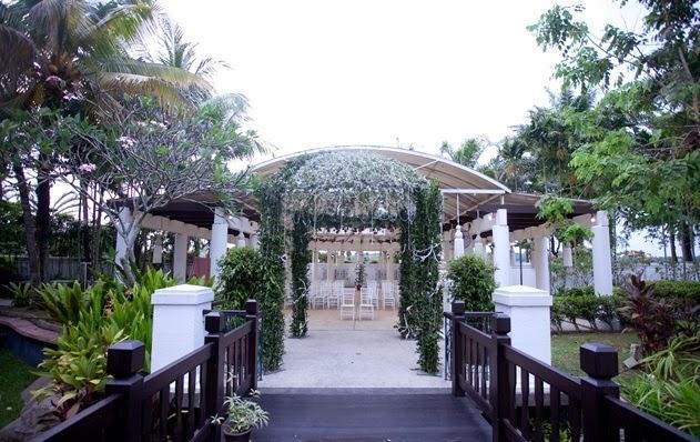 lovely flowers garden wedding shah alam holiday inn glenmarie