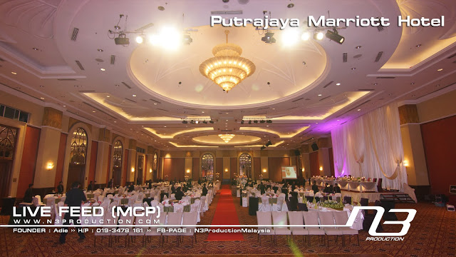 grand ballroom putrajaya