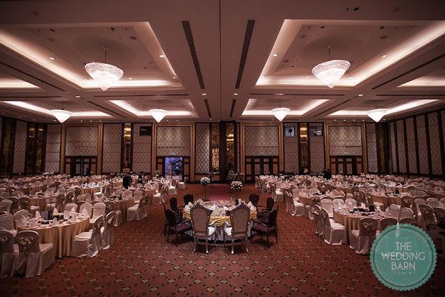 classic ballroom grand dorsett subang wedding