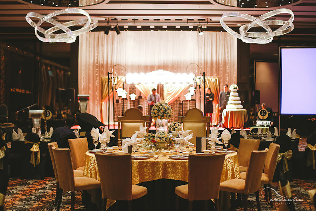 wedding at hilton pj