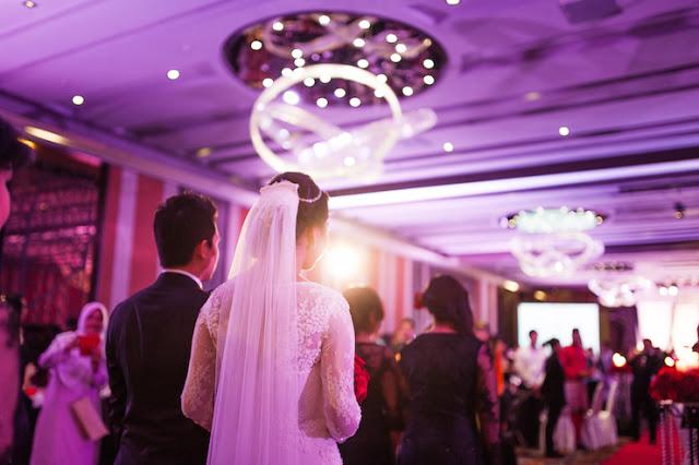 Malay wedding PJ Hilton