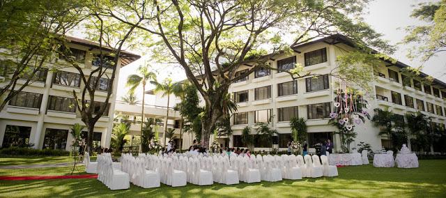 colonial garden wedding klang valley