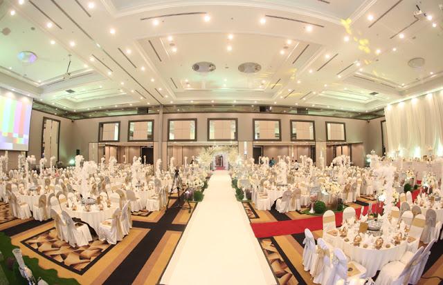 Concorde Hotel shah alam wedding banquet hall ballroom luxurious