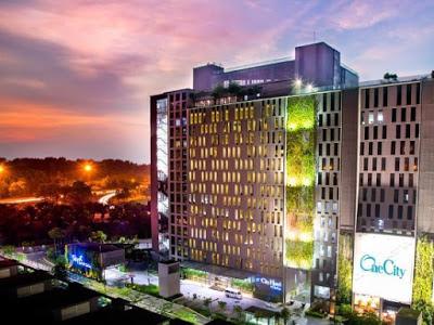modern hotel subang