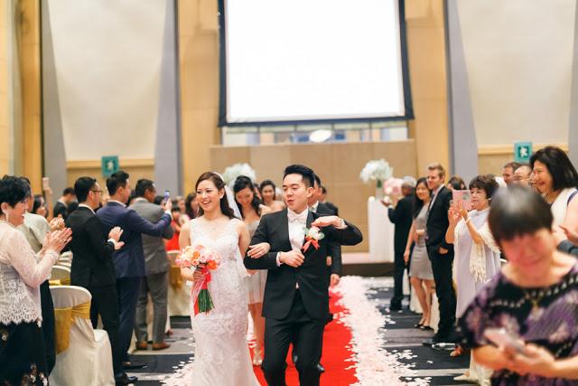 modern hall Malaysia for wedding Hilton KL