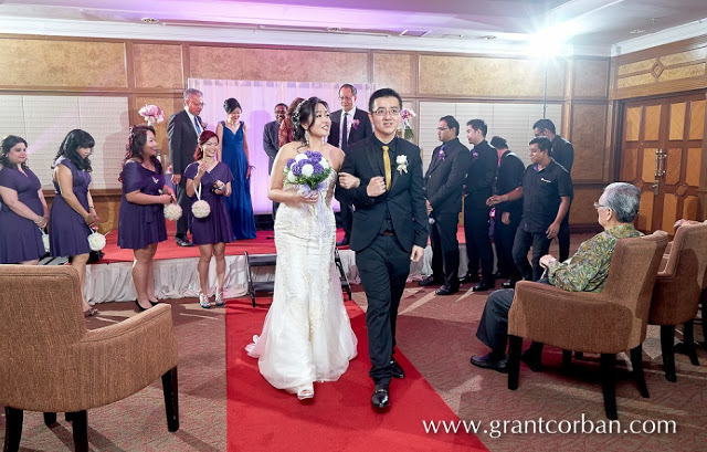 red carpet wedding sunway malaysia