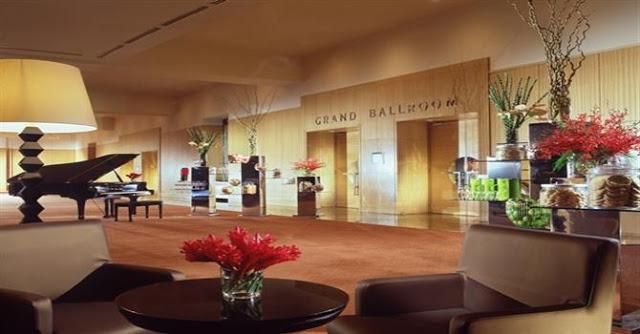 foyer ballroom hilton KL