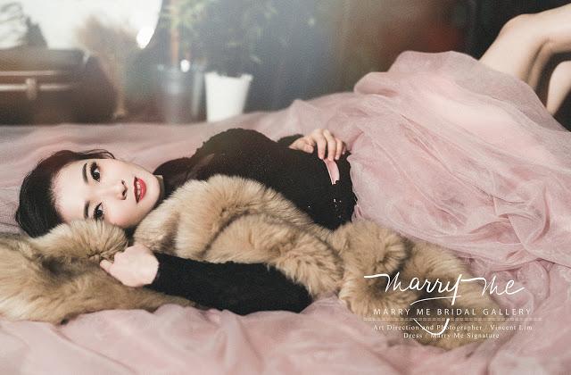 mink pink black