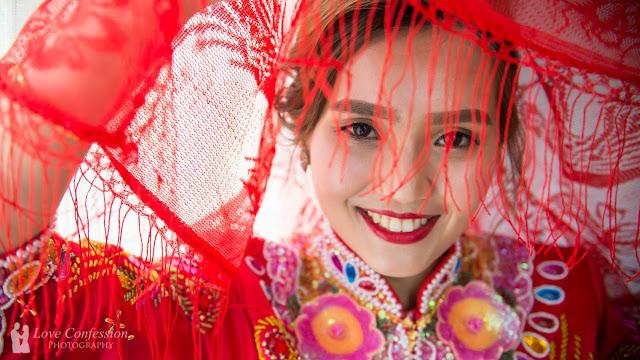 close up chinese