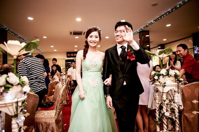 wedding banquet penang