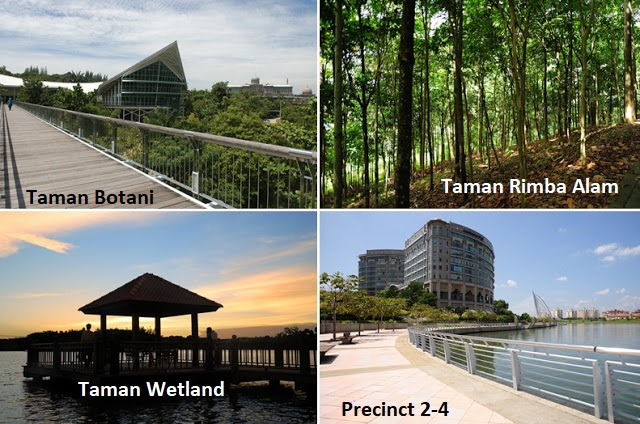 putrajaya park for pre-wedding