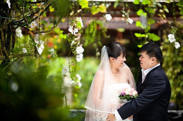bride is taller than groom