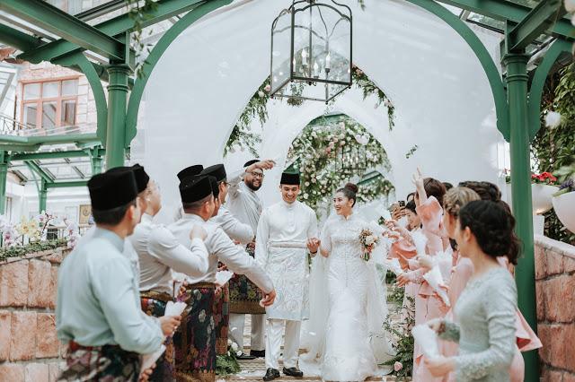 berjaya princess wedding