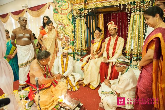 hindu wedding mandap