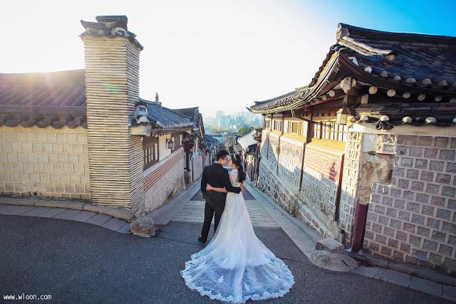 korean village