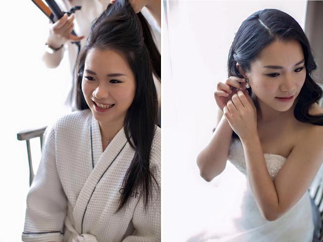 Bridal makeup artist Malaysia